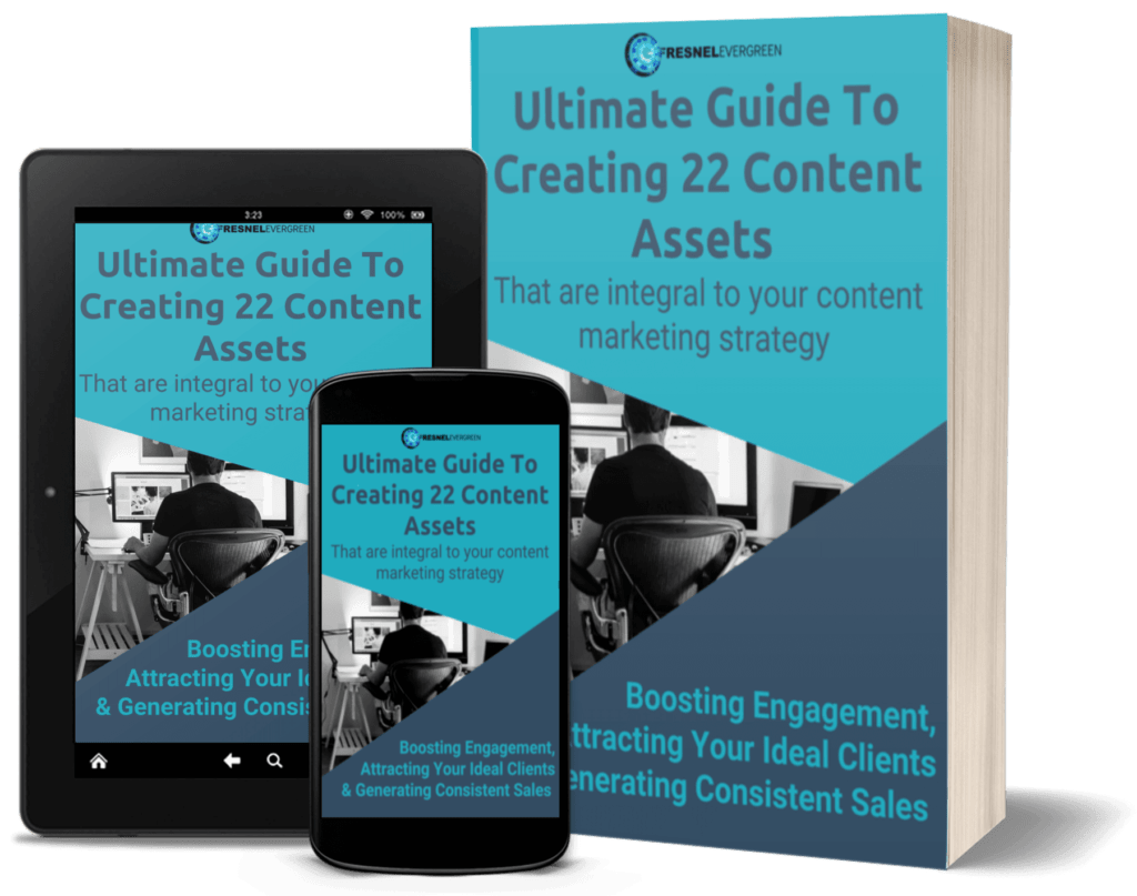 The Growth Funnel Journey eBook multi-content driven marketing strategy